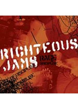 Righteous Jams - Rage Of Discipline (Music CD)