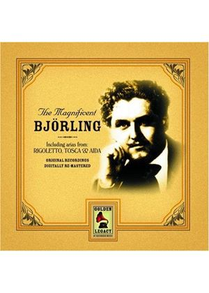 (The) Magnificent Björling