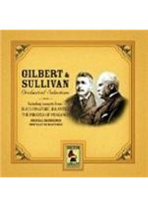 Gilbert & Sullivan - Orchestral Selections
