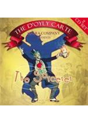 D'Oyly Carte Opera Company - Sorcerer, The (Music CD)