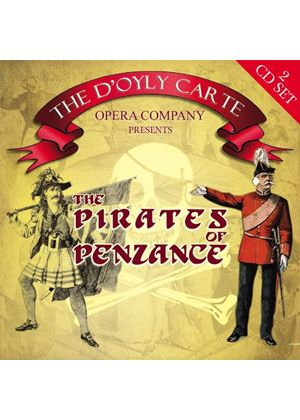 D'Oyly Carte Opera Company - Pirates Of Penzance, The (Music CD)