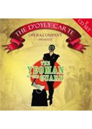 D'Oyly Carte Opera Company - Yeomen Of The Guard, The (Music CD)