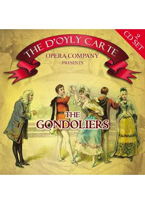 D'Oyly Carte Opera Company - Gondoliers, The (Music CD)