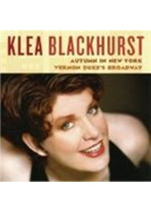 Original Broadway Cast Recording - Autumn In New York - Vernon Duke's Broadway (Blackhurst)
