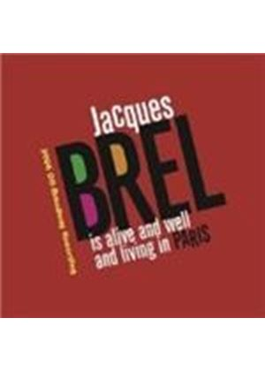 Original Cast Recording - Jacques Brel Is Alive And Well And Living In Paris
