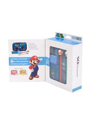 Nintendo Licensed Character Essentials Kit - Mario (DSi, DS Lite)