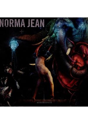 Norma Jean - Meridional (Music CD)