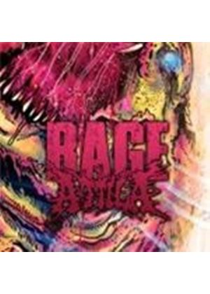 Attila - Rage (Music CD)