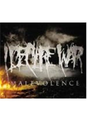 I Declare War - Malevolence (Music CD)