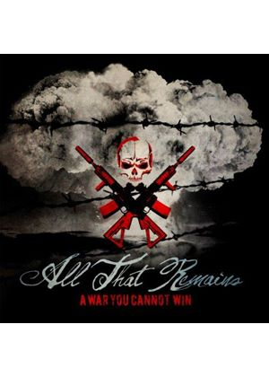 All That Remains - War You Cannot Win (Music CD)
