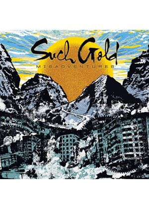 Such Gold - Misadventures (Music CD)