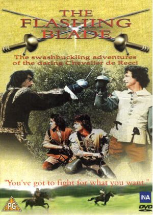 Flashing Blade - Volumes 1 and 2