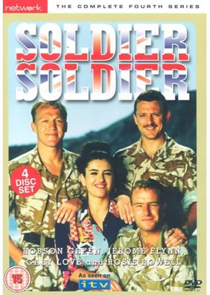 Soldier Soldier - The Complete Series 4