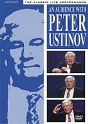 Peter Ustinov - An Audience With Peter Ustinov: The Classic Live Performance