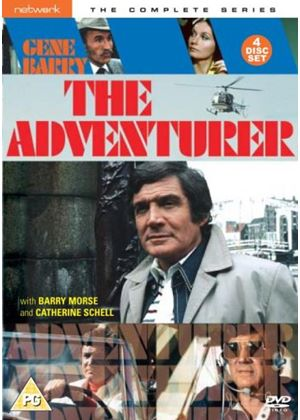 The Adventurer The Complete Series (Four Discs)