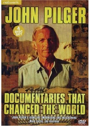 Documentaries That Changed The World - John Pilger (Four Discs)(DVD)