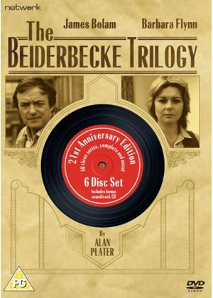 The Beiderbecke Trilogy : The Complete Series (Six Discs)