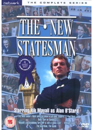 The New Statesman - The Complete Series (Four  Discs)