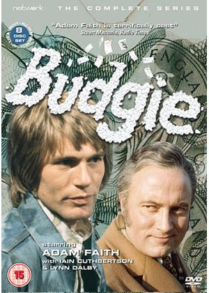 Budgie Series: The Complete Series Boxset (Eight Discs)