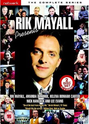 Rik Mayall Presents: The Complete Series (Two Discs)