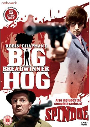 Big Breadwinner Hog - The Complete Series / Spindoe - The Complete Series