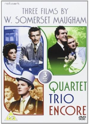 Three Films By Somerset Maugham - Trio / Encore / Quartet