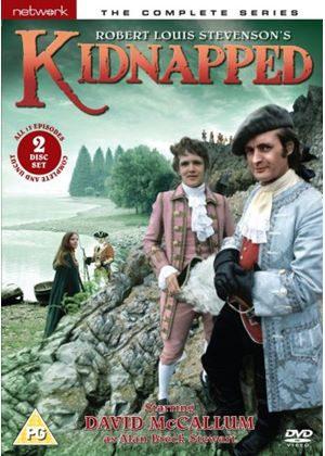 Kidnapped - The Complete Series