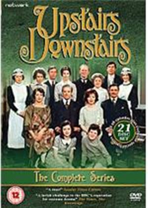 Upstairs Downstairs - Series 1-5 - Complete (1970s)