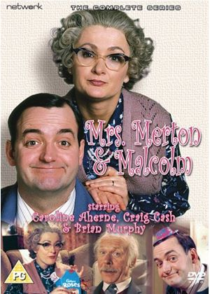 Mrs Merton And Malcolm - Series 1 - Complete