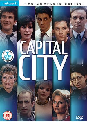 Capital City - Series 1 And 2 - Complete