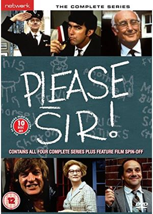 Please Sir!: Complete Series (1972)