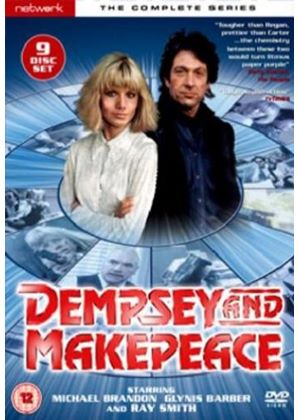 Dempsey And Makepeace: The Complete Series Boxset