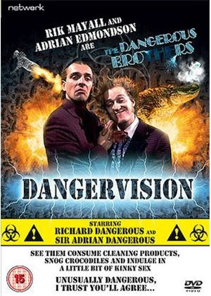 Dangerous Brothers - Dangervision