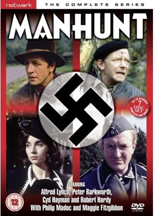 Manhunt: The Complete Series (1969)