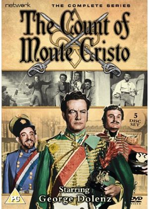 The Count Of Monte Cristo - The Complete Series