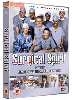 Surgical Spirit - The Complete Series