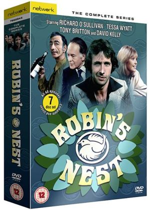 Robins Nest - Series 1-6 - Complete