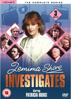Jemima Shore Investigates - The Complete Series