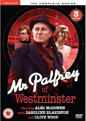 Mr Palfrey Of Westminster - The Complete Series