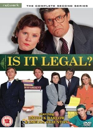 Is It Legal? - The Complete Second Series