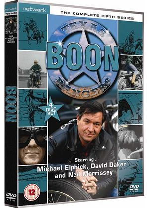Boon - The Complete Fifth Series