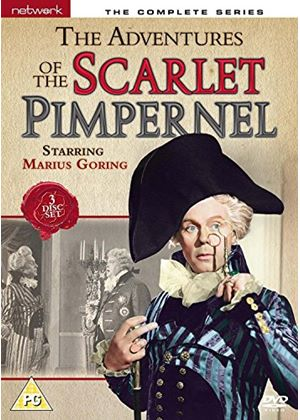 The Scarlet Pimpernel - Complete Series