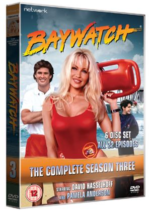 Baywatch - The Complete Third Series