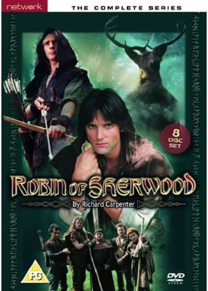 Robin Of Sherwood - The Complete Series