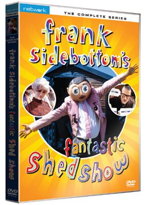 Frank Sidebottom's Fantastic Shed Show (1992)