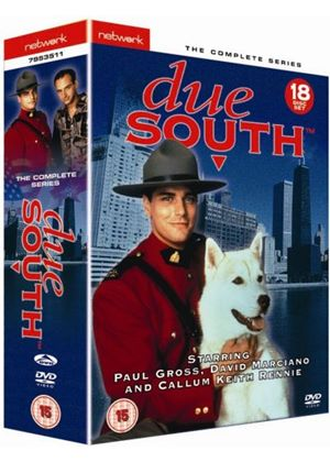Due South: The Complete Series Boxset