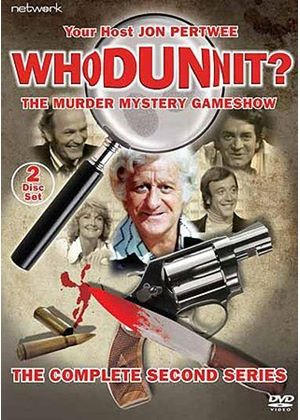 Whodunnit? - The Complete Series 2