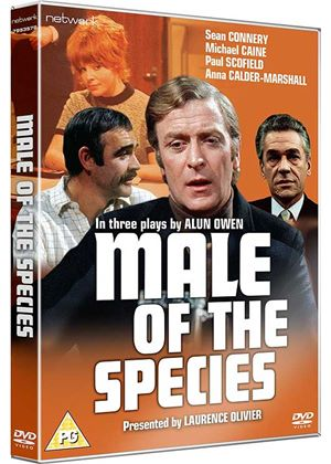 The Male of the Species - Three Plays By Alan Owen