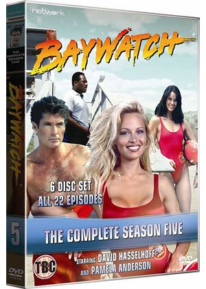 Baywatch - The Complete Fifth Season