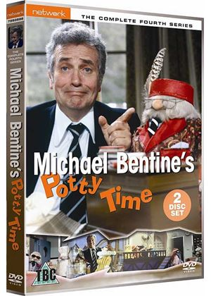 Michael Bentine's Potty Time - The Complete Fourth Series